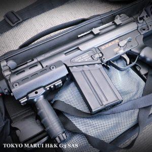 東京マルイ 電動ガン H&K G3 SAS