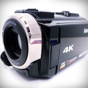Keuno 4K デジタルビデオカメラ HDV-534KM