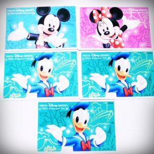 ディズニー 1dayパスポート 5枚