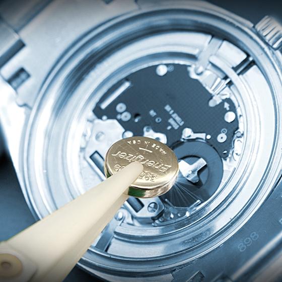 時計の電池交換・OH・修理