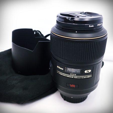 ニコン AF-S MICRO NIKKOR 105mm 1:2.8 G ED