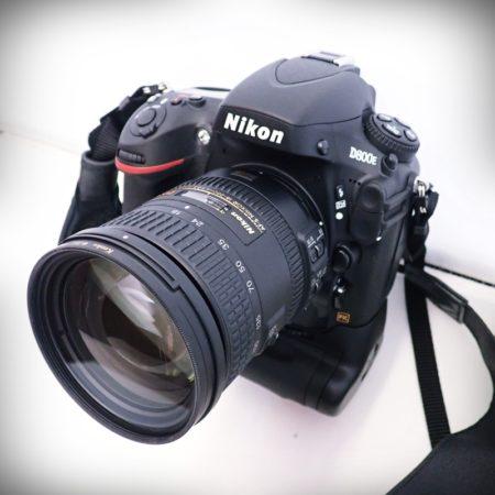 ニコン D800E ボディ + AF-S NIKKOR 18-200mm 1:3.5-5.6 GⅡ ED DX