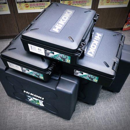 HiKOKI コードレスインパクトドライバ WH36DA2XP / コードレス インパクトレンチ WR36DA2XP 計6台