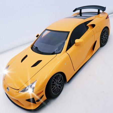 オートアート 1/18 レクサス Lexus LFA オレンジ ニュルブルクリンクパッケージ