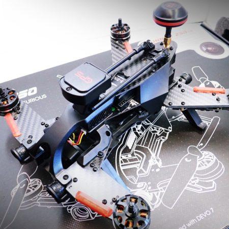 Walkera 社製 レース用ドローン RUNNER 250 PRO