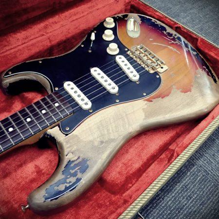 Fullertone Guitars VIP Line Stroke 63 SRV No.1 BZF