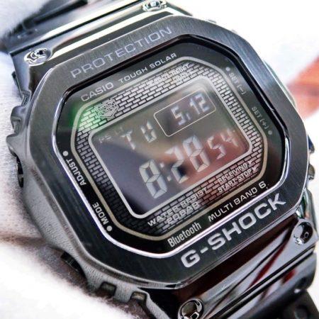 カシオ G-SHOCK GMW-B5000GD-1ER フルメタル タフソーラー Bluetooth 35周年記念 限定モデル