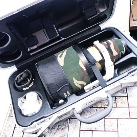 キャノン EF400mm F2.8L IS ⅡUSM 単焦点 超望遠レンズ