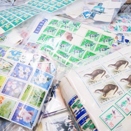 大量 切手 まとめ バラ切手 記念切手 普通切手