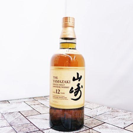 サントリー 山崎 12年 700ml シングルモルトウイスキー
