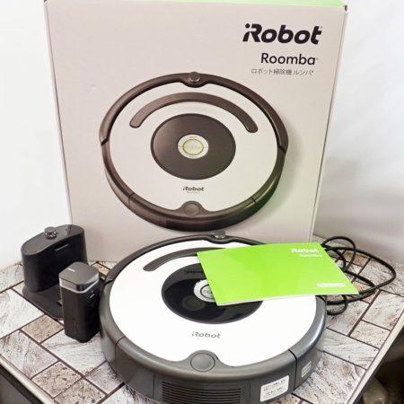 iRobot ルンバ 628 日本正規品 ロボット掃除機 お掃除ロボ Roomba