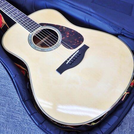 ヤマハ LL16 ARE アコースティックギター オール単板 エボニー指板