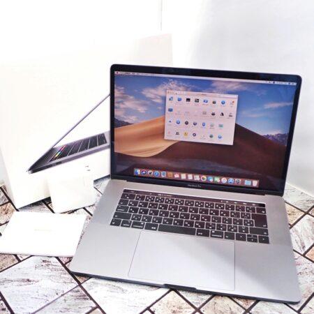 アップル MacBook Pro 15inch MV902J/A スペースグレーTouch Bar搭載 Core i7 2.6GHz