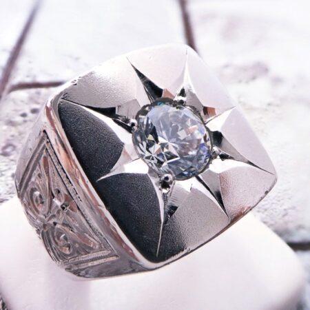 2.3ct 大粒 ダイヤモンドリング Pt850 総重量75.8g