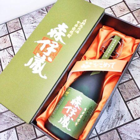 森伊蔵 720ml 本格焼酎 長期熟成酒 芋焼酎
