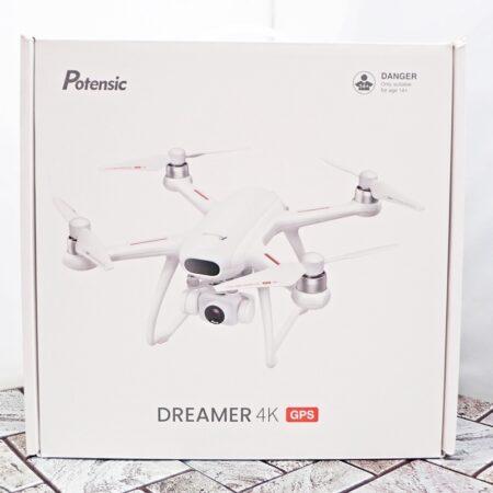 Potensic ドローン Dreamer 4K HDカメラ SONYセンサー GPS搭載